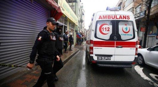 Навостоке Турции вжандармерии произошел взрыв