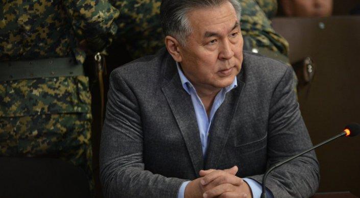 Суд наказал фигуранта дела EXPO Кажымурата Усенова, взяв под стражу в зале суда