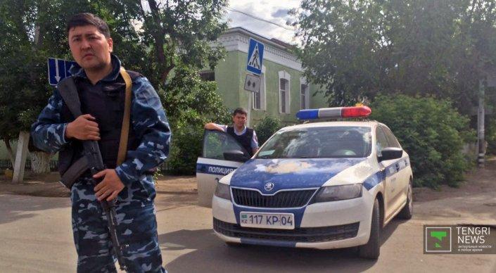 Лукашенко: Беларусь солидарна сКазахстаном вбескомпромиссном сопротивлении терроризму