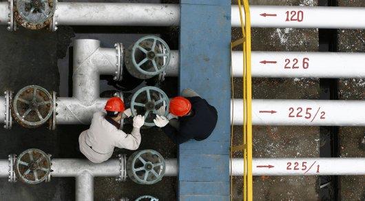 Цены на нефть снизились 21 июня впервые за три дня