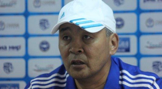 Талгат Байсуфинов назначен главным тренером сборной Казахстана по футболу