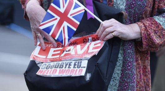 """""""Скажите, что это сон"""" - политики ЕС об итогах референдума в Великобритании"""