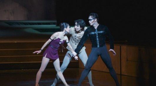 На премьере балета