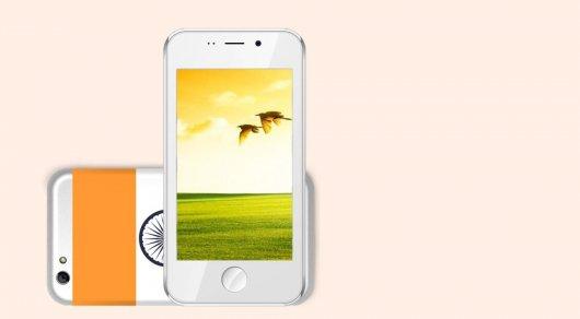 Индийский смартфон за4 доллара поступит в реализацию через три дня