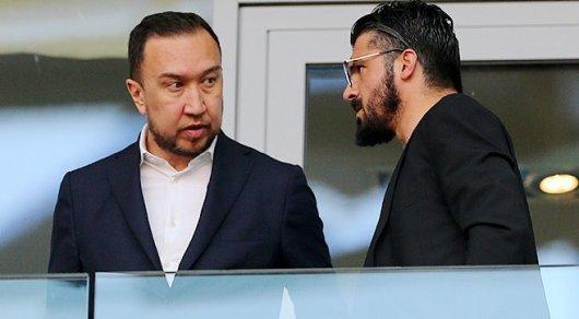 """Марко Трабукки будет руководить футбольным клубом """"Астана"""""""