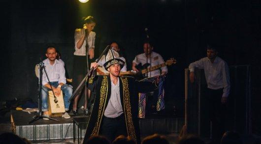 """Театр """"ARTиШОК"""" в новом сезоне представит спектакль """"?ят"""""""