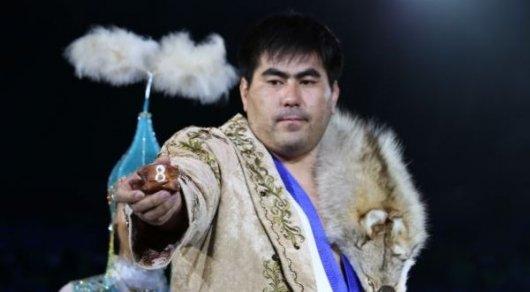 25 миллионов тенге и квартиру в столице получит Бейбит Ыстыбаев за победу на