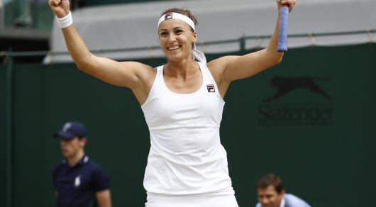 Серена Уильямс одолела вфинале Уимблдона