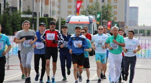 Все члены Правительства примут участие в Астанинском марафоне - Масимов