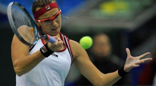 Ярослава Шведова поднялась сразу на 47 позиций в рейтинге WTA