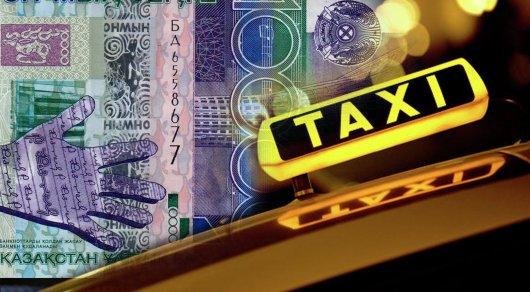 """Такси от гостиницы """"Казахстан"""" до аэропорта за 9 тысяч тенге удивило алматинцев"""