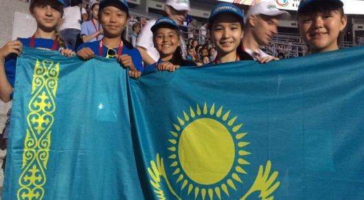 Дети из Алматы завоевали призовые места на всемирных хоровых играх