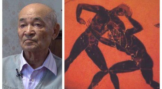 Древних тюрков назвали прародителями Олимпийских игр