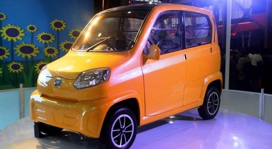 Самому дешевому в мире автомобилю присвоен тип квадрицикла в Казахстане