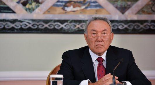 Назарбаев выразил соболезнования Олланду в связи с терактом в Ницце