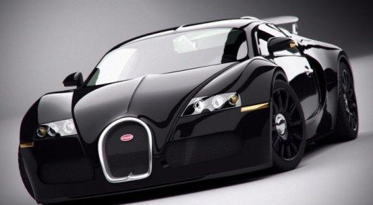 Роналду похвастался покупкой одного из самых быстрых суперкаров