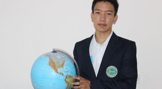 16-летний алматинец отправится в школу астронавтов NASA при поддержке КазГео