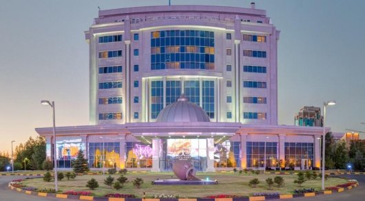 Два человека пострадали во время перестрелки в столичном отеле Rixos