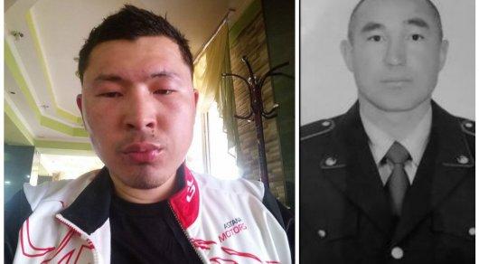 Сосед погибшего полицейского: Аян всегда был добрым