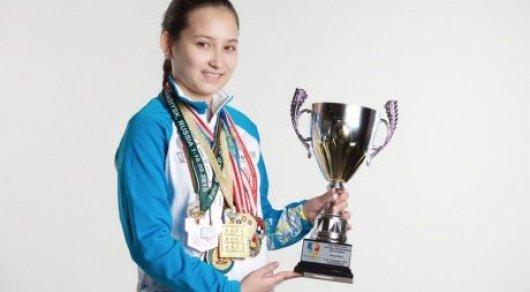 Жансая Абдумалик победила на международном турнире в Варшаве