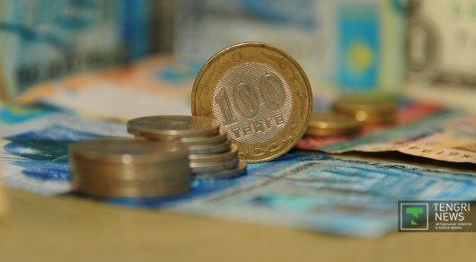 Курс нацвалюты ослабел до 342 тенге за доллар