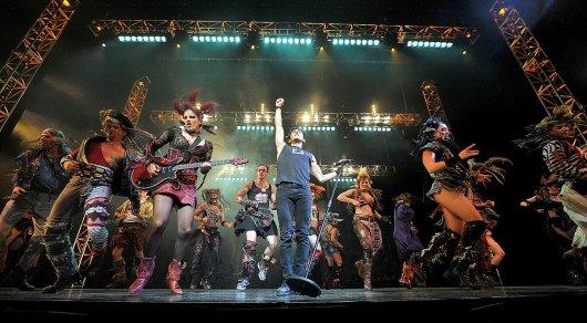 Кастинг на участие в мюзикле We Will Rock You объявили в Астане