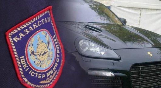 В суде разъяснили приговор водителю Porsche Cayenne, ударившему полицейского в Костанае