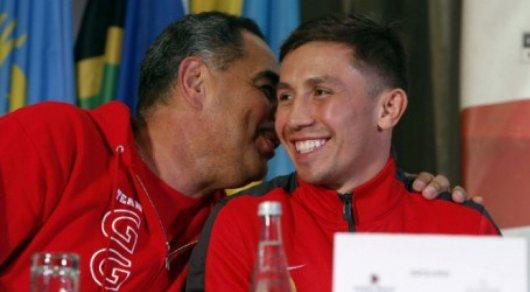 Предлагаю Альваресу вместо слов выйти на ринг с Головкиным и побить его - Абель Санчес