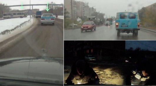 Карагандинец через видеоролики призывает к взаимоуважению на дорогах