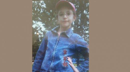 Пропавшая в Астане 9-летняя девочка нашлась