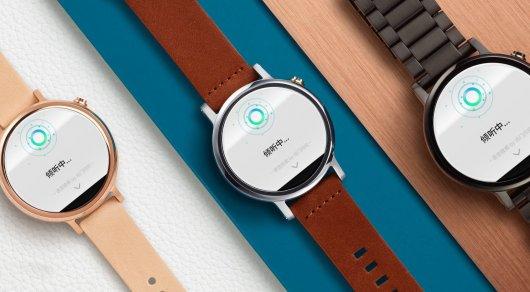 """Китайские """"умные"""" часы намерены потеснить на рынке Apple Watch"""