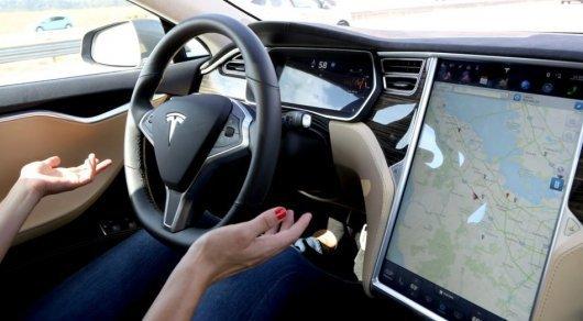 Спровоцировавший в режиме автопилота смертельное ДТП Tesla ехал с превышением скорости