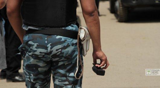 Четырех подозреваемых в терроризме разыскивают в Акмолинской области