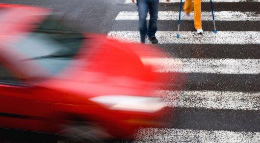 В Темиртау арестовали водителя, сбившего насмерть девушку