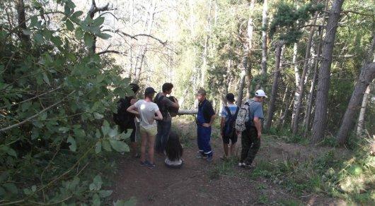 Спасатели нашли 4 потерявшихся подростков на Кок-Жайляу в Алматы