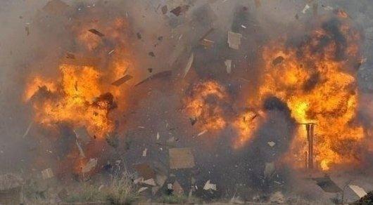 При взрыве боеприпасов на Украине погибли представитель НАТО и два испытателя