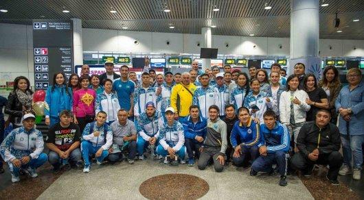 104 казахстанских спортсмена прошли предолимпийское допинг-тестирование