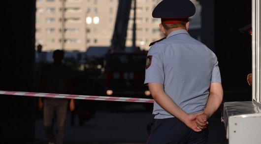 Полицейских, допустивших побег подозреваемого из суда в Алматы, могут уволить