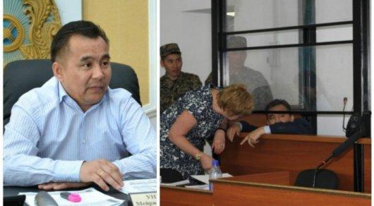 В Актобе вынесли приговор депутату Ундиргенову