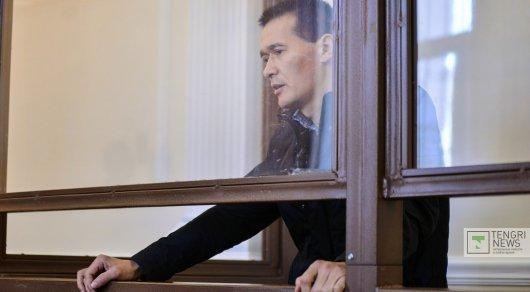 Поджегший свою жену Канат Садуов будет выплачивать компенсацию детям из тюрьмы