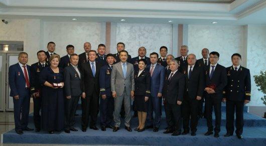 Казахстанские железнодорожники отметили профессиональный праздник