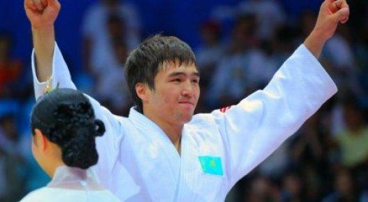 Дзюдоист Елдос Сметов стартовал с победы на Олимпиаде в Рио