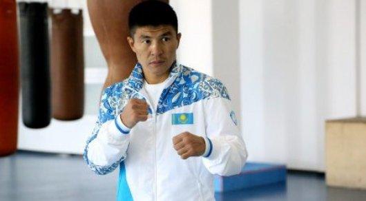 Боксер Берик Абдрахманов выбыл из турнира в первом круге на Олимпиаде в Рио