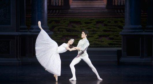В Астане пройдет III международный конкурс артистов балета