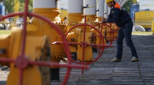 Цена нефти Brent перевалила отметку в 45 долларов за баррель