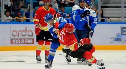 Президент Международной федерации хоккея высказался о драке Рыспаева в матче с