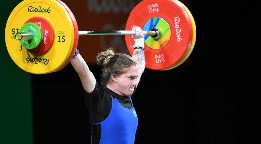 Тяжелоатлетка Горичева завоевала бронзу Олимпиады вРио