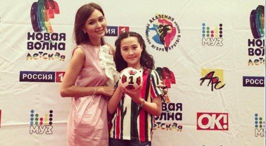 11-летняя Жанель Садуакас представит Казахстан на