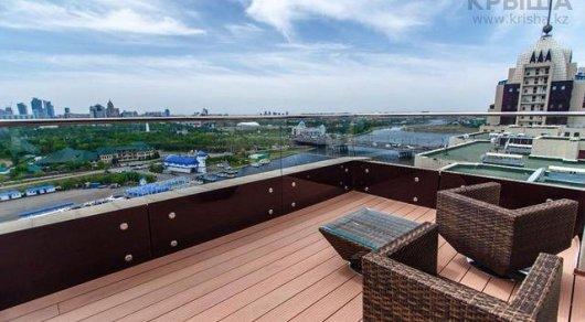 Составлен рейтинг самых дорогих квартир Астаны