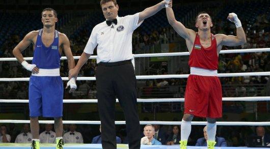 Сборная Казахстана по боксу понесла вторую потерю на Олимпиаде в Рио